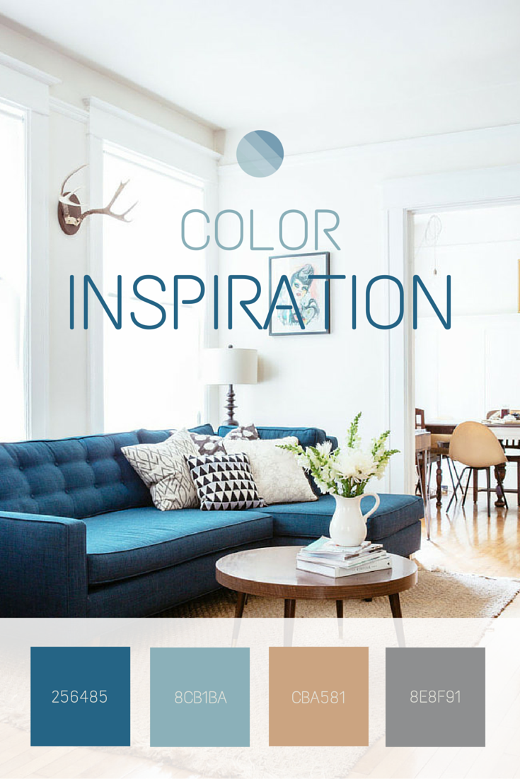 Colour Inspiration Teal Living Room Color Combination Teal Couch Living Room Blue Couch Living Room