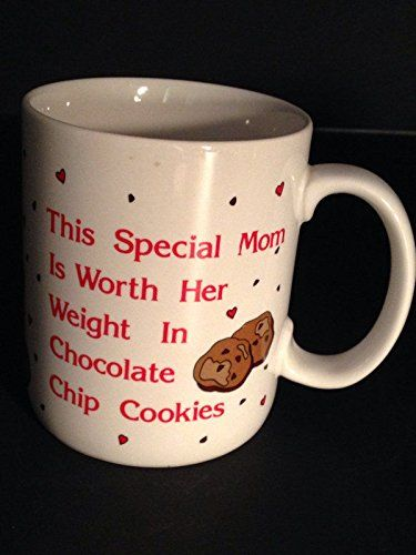 Chocolate Chip Cookies Mug Cup For Mom Papel Http Www Amazon Com Dp B00tvn8qeo Ref Cm Sw R Pi Dp 8oi9 Chocolate Chip Cookies Mom Mug Chocolate Chip