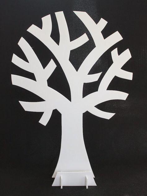 Wensboom maken | draadenpapier | Gratis patroon