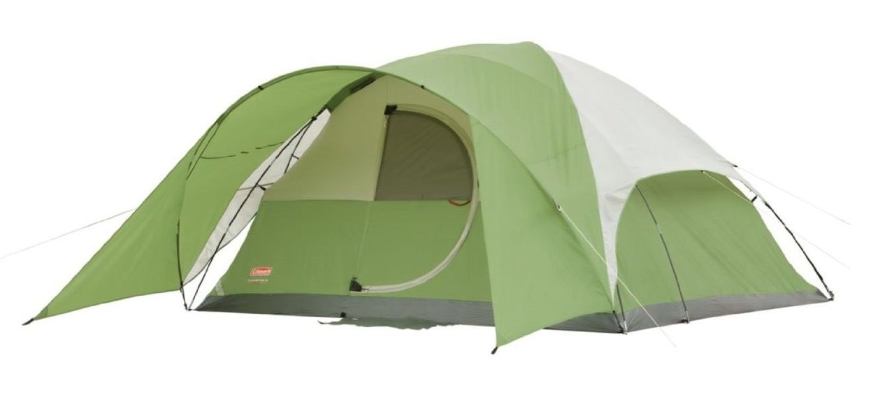 コールマン エヴァンストン 8人用 ドームテント