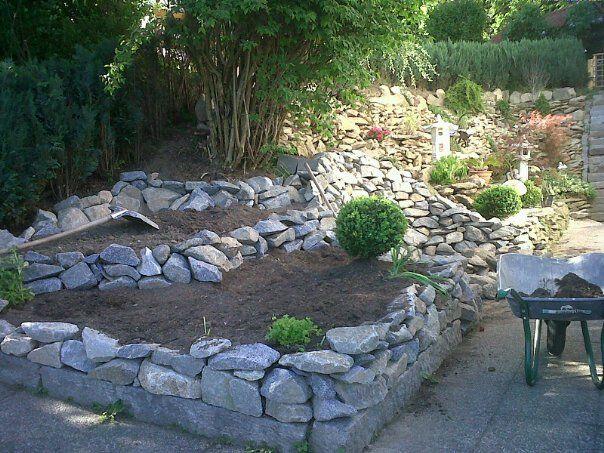 ein kleiner Gemüsegarten Ideas for the garden Pinterest - kleiner steingarten bilder