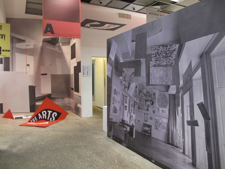 supernews Dover street market, Institute of contemporary