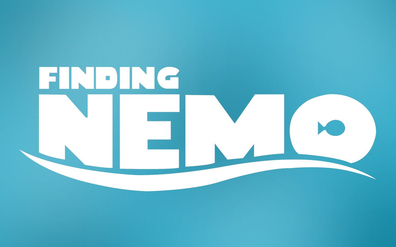 Finding Nemo Logo Finding Nemo Stickers Finding Nemo Nemo