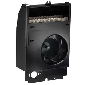 Cadet Com Pak 1 500 Watt 208 240 Volt Fan Heater 4 In L X 11 5 In H G Heater Electric Fan Heating Coil