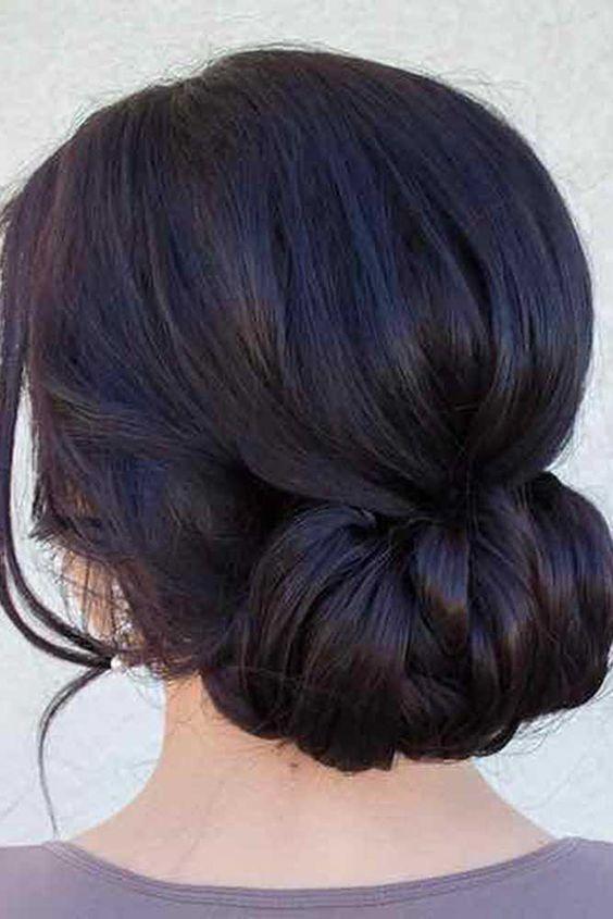 Bridesmaid Hairstyles Amusing Bridesmaids Hairstyles Babies Breath  Hair Styles  Pinterest