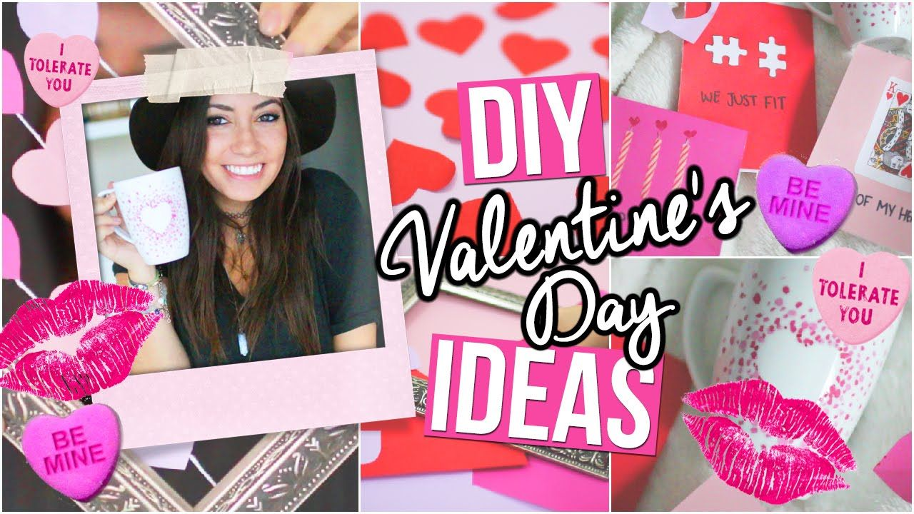 Diy Valentine S Day Affordable Gifts Easy Decor Cards Tumblr Pinterest Inspired Valentine S Day Diy Diy Mothers Day Gifts Valentines Diy