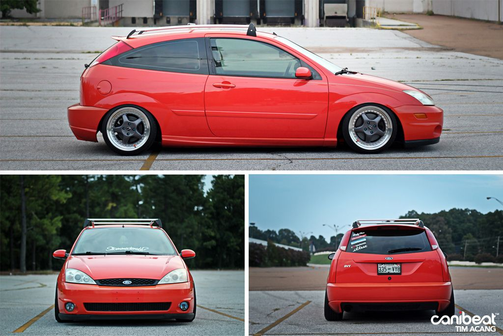 Custom Focus Zx5 Fixed That Takes A Lot Of Custom Fabrication