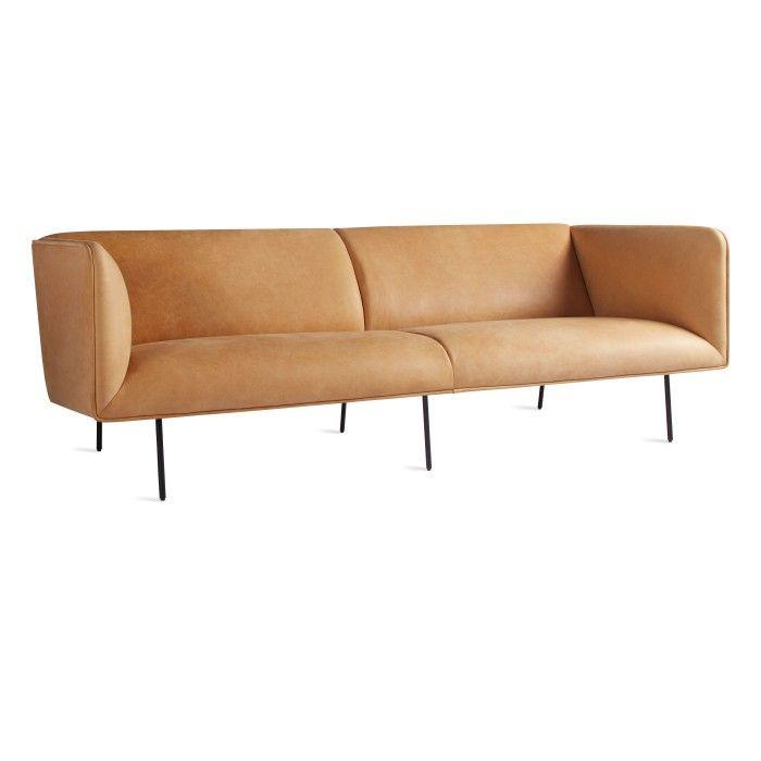 Dandy 96 Modern Fabric Sofa Modern Leather Sofa Sofa