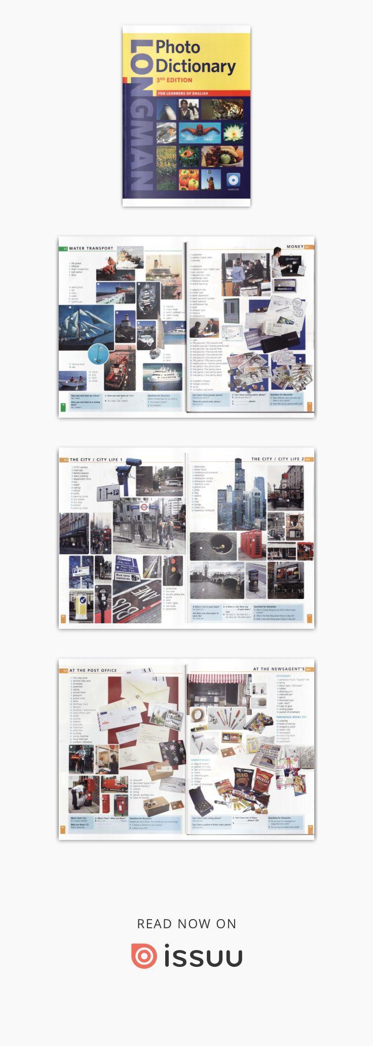 Longman Photo Dictionary Photo Dictionary And British English