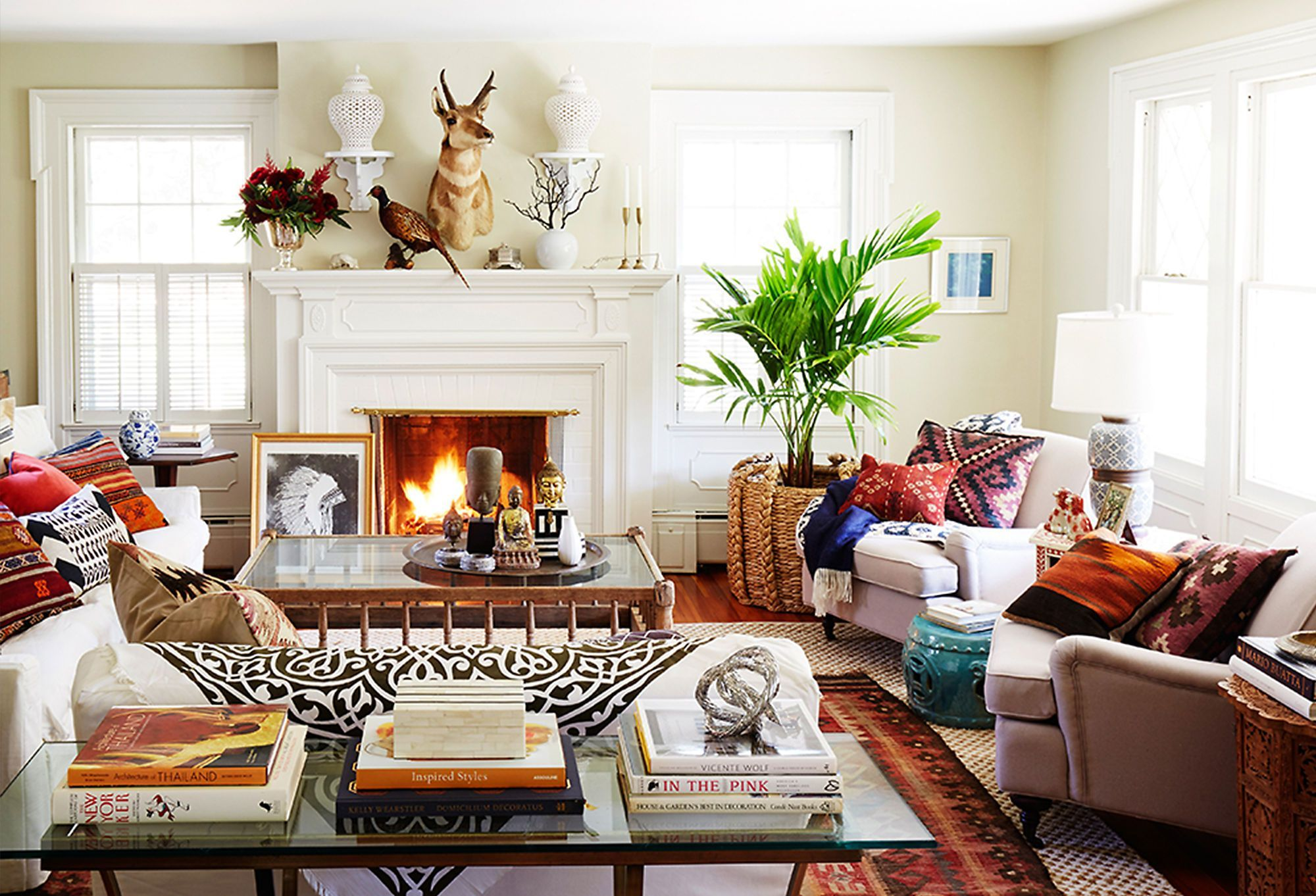 bungalow living | bungalow living rooms, home, living room