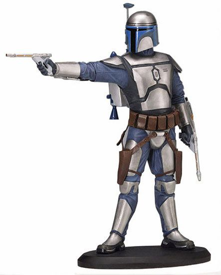 Attakus Jango Fett The First High End Collectable I Ever Received
