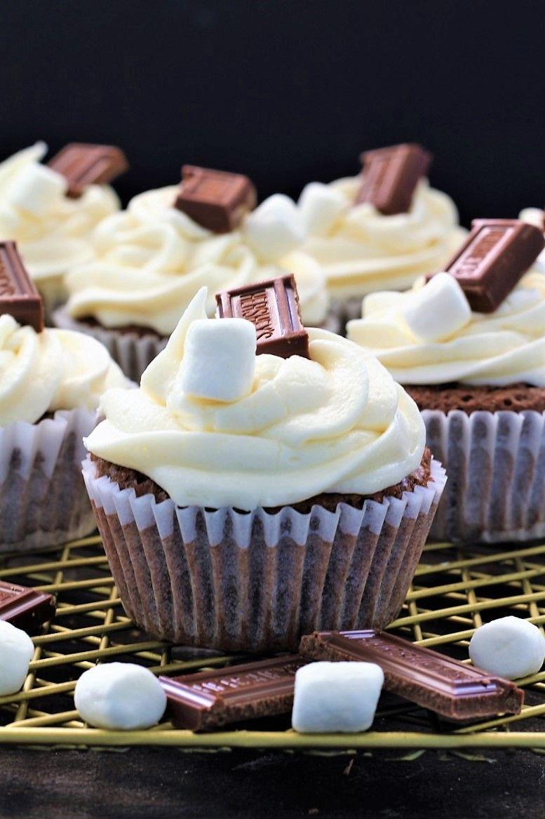Amazing Smore Brownies Recipe Smore Recipes Dessert Recipes