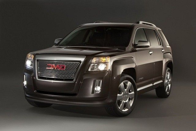 2014 gmc terrain redesign images galleries with a bite. Black Bedroom Furniture Sets. Home Design Ideas