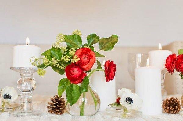 Le Frufrù: Idee per la tavola di Natale