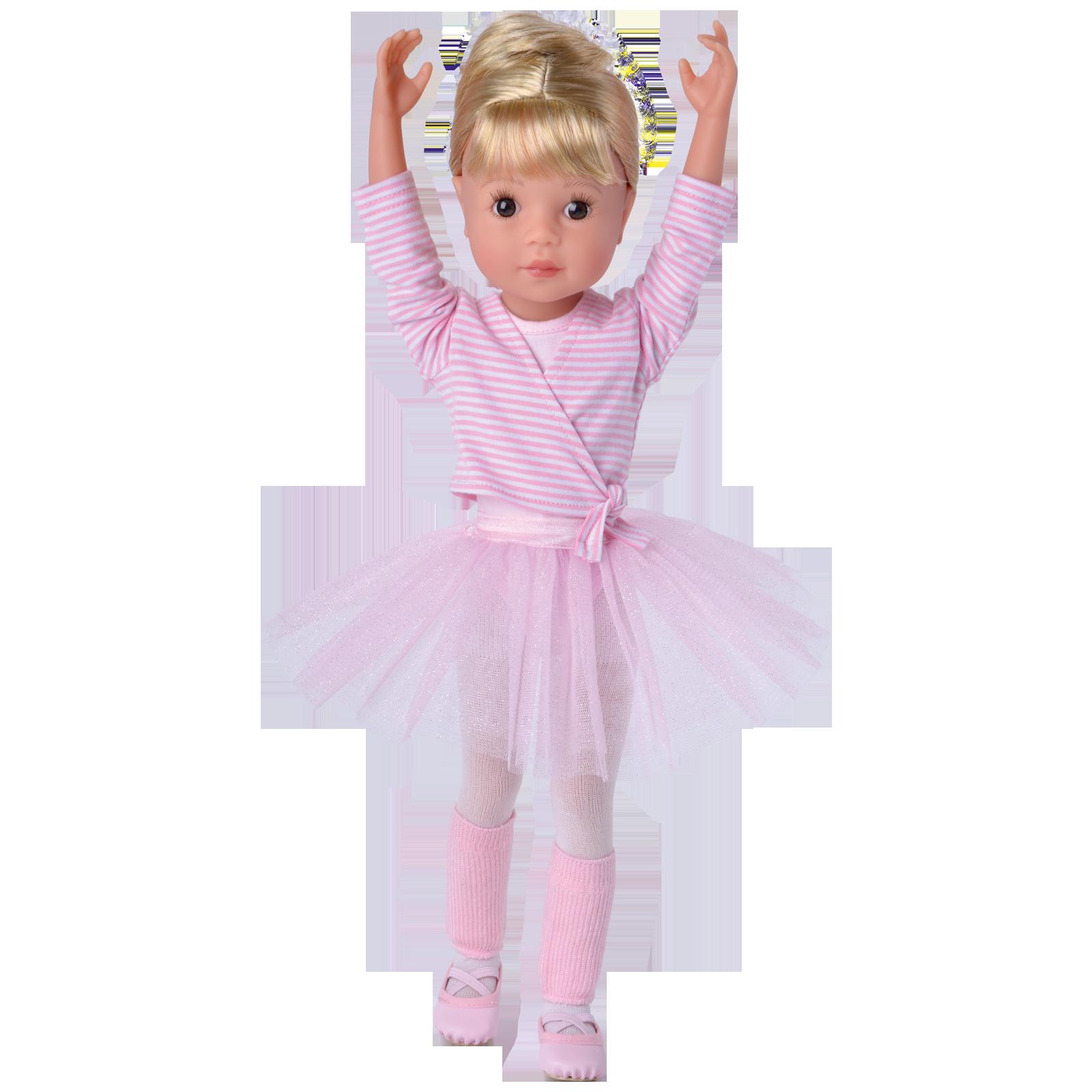 Paula liebt es zu tanzen Tag für Tag übt sie fleißig ihre Schritte und Piroutten Schließlich wurde sie unter vielen Kindern für einen Auftritt de