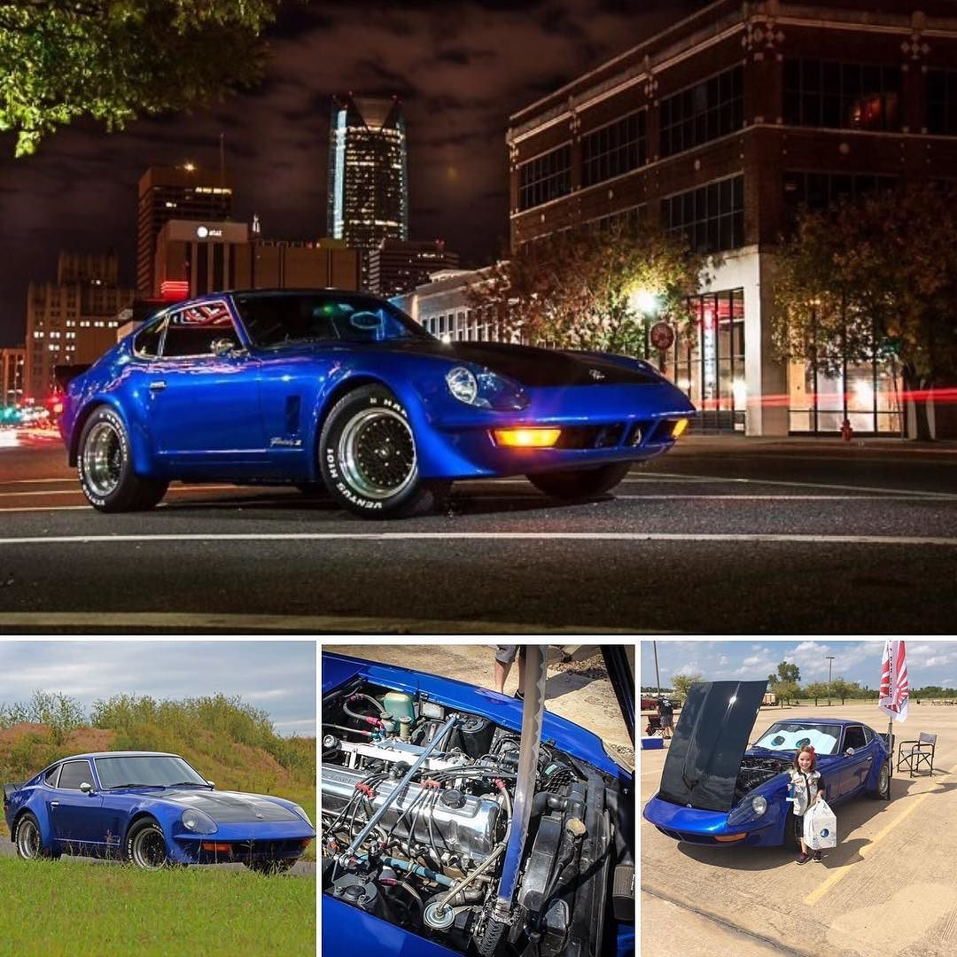 Datsun 1978 G-Nose 280Z owned by none other than @g_nose_z