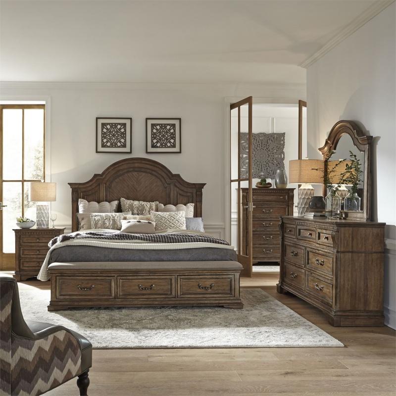 Haven Hall Storage Bedroom Set Thomasville furniture