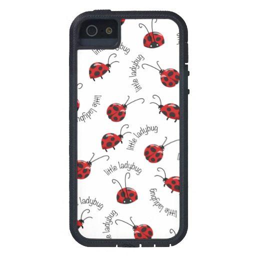 Original Ladybugs iPhone 5 Cover