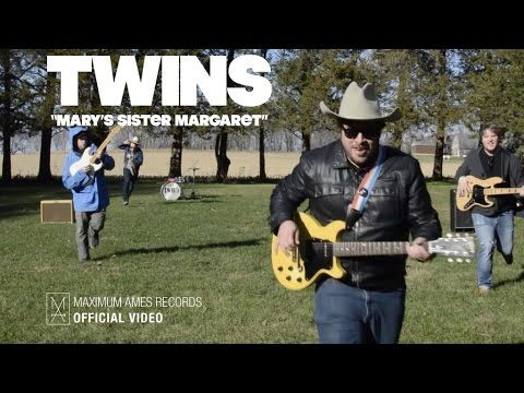 "TWINS ""Mary's Sister Margaret"" [OFFICIAL VIDEO] Sisters"