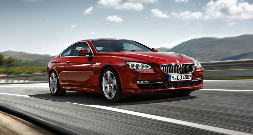 New BMW 6 Series Perthshire Authorised BMW Dealer