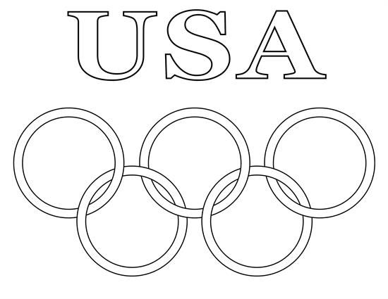 8 Printable Olympic Coloring Pages Olympic Ring Colors Olympic Colors Coloring Pages