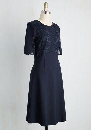 Sophisticated Circumstances Dress | Mod Retro Vintage Dresses | ModCloth.com