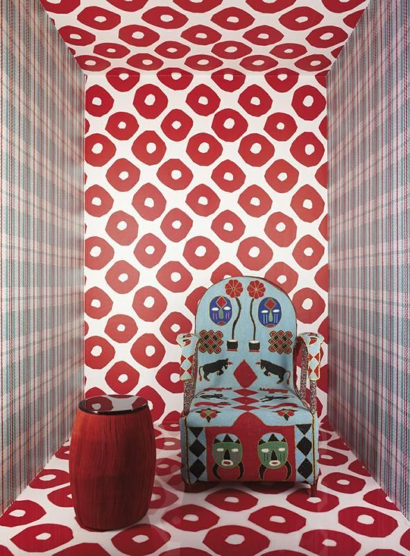 Jannelli e Volpi - Paola Navone | Fabrics and Wallpaper ...