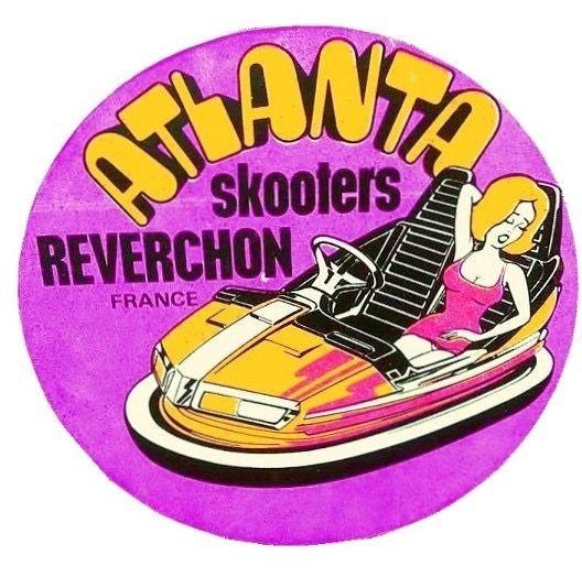 Pin Van Eddy Chaton Op Auto Skooter Reverchon Atlanta