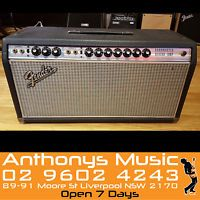 Fender Bandmaster Reverb Amp TFL5005X