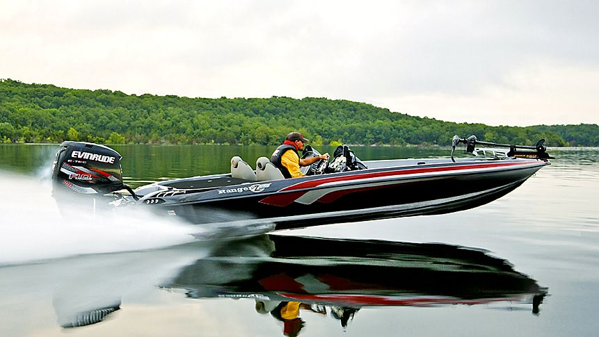 Ranger Bass Fishing Boats