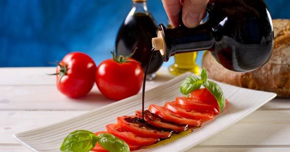 Vinegar under study