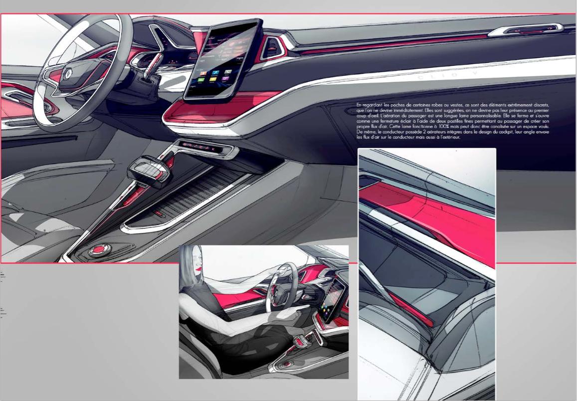 https://www.behance.net/gallery/22335197/Renault-Clio-V | DESIGN ...