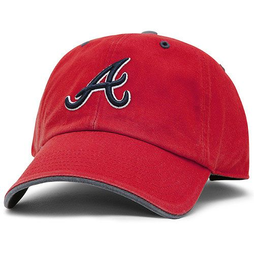 d76e48bb63c Atlanta Braves Women s Opening Act Clean Up Adjustable Cap by  47 Brand -  MLB.com Shop