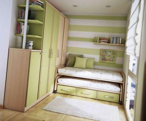 Schrank Schlafzimmer ~ Schlafzimmer betten platzsparend kleiderschrank ordnung