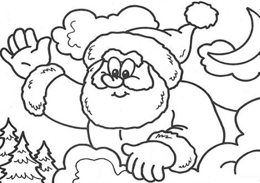 Estrella de oriente de navidad para colorear   Dibujos para ...