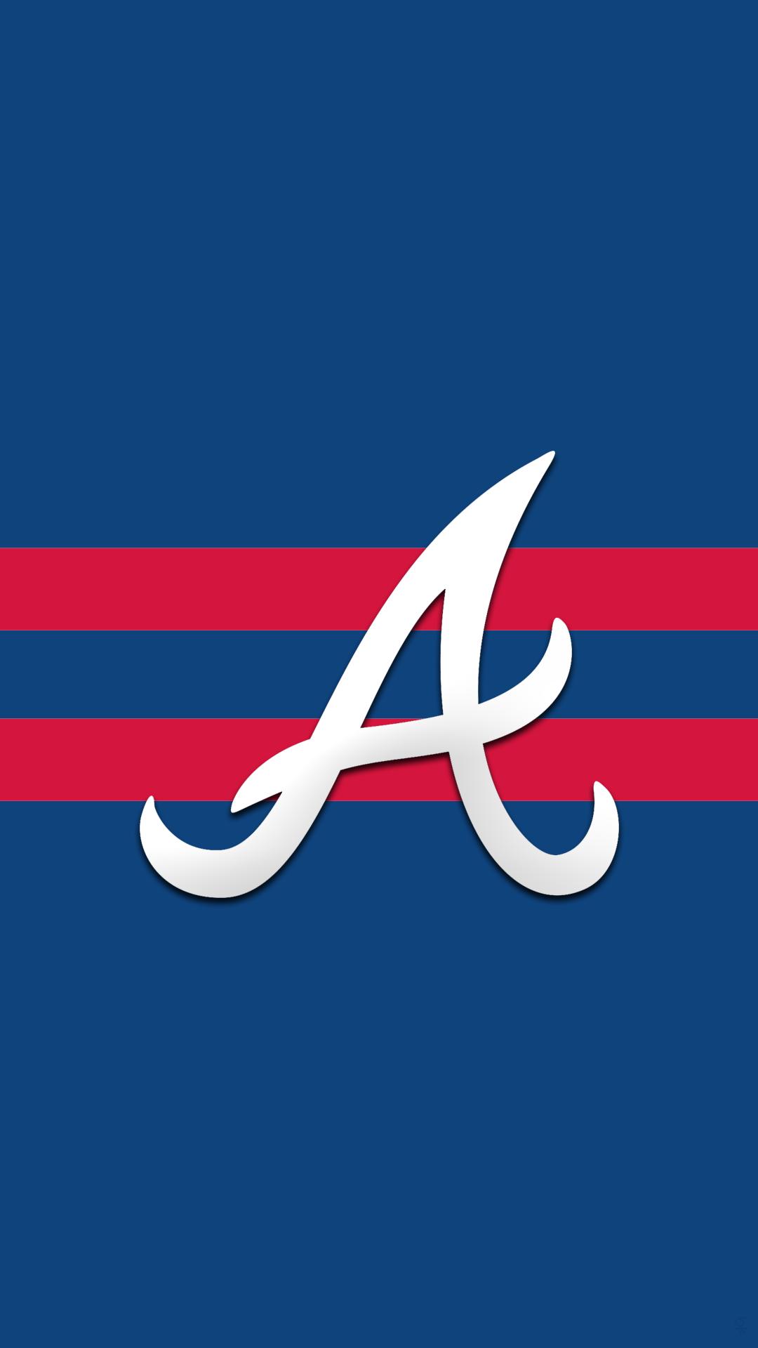 Pin By Brandon Lahr On My Teams Atlanta Braves Wallpaper Braves Baseball Atlanta Braves
