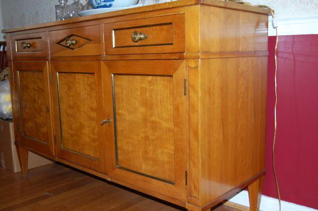 Awesome Wooden Style Buffet Kaplan Furniture Design Ideas Modern