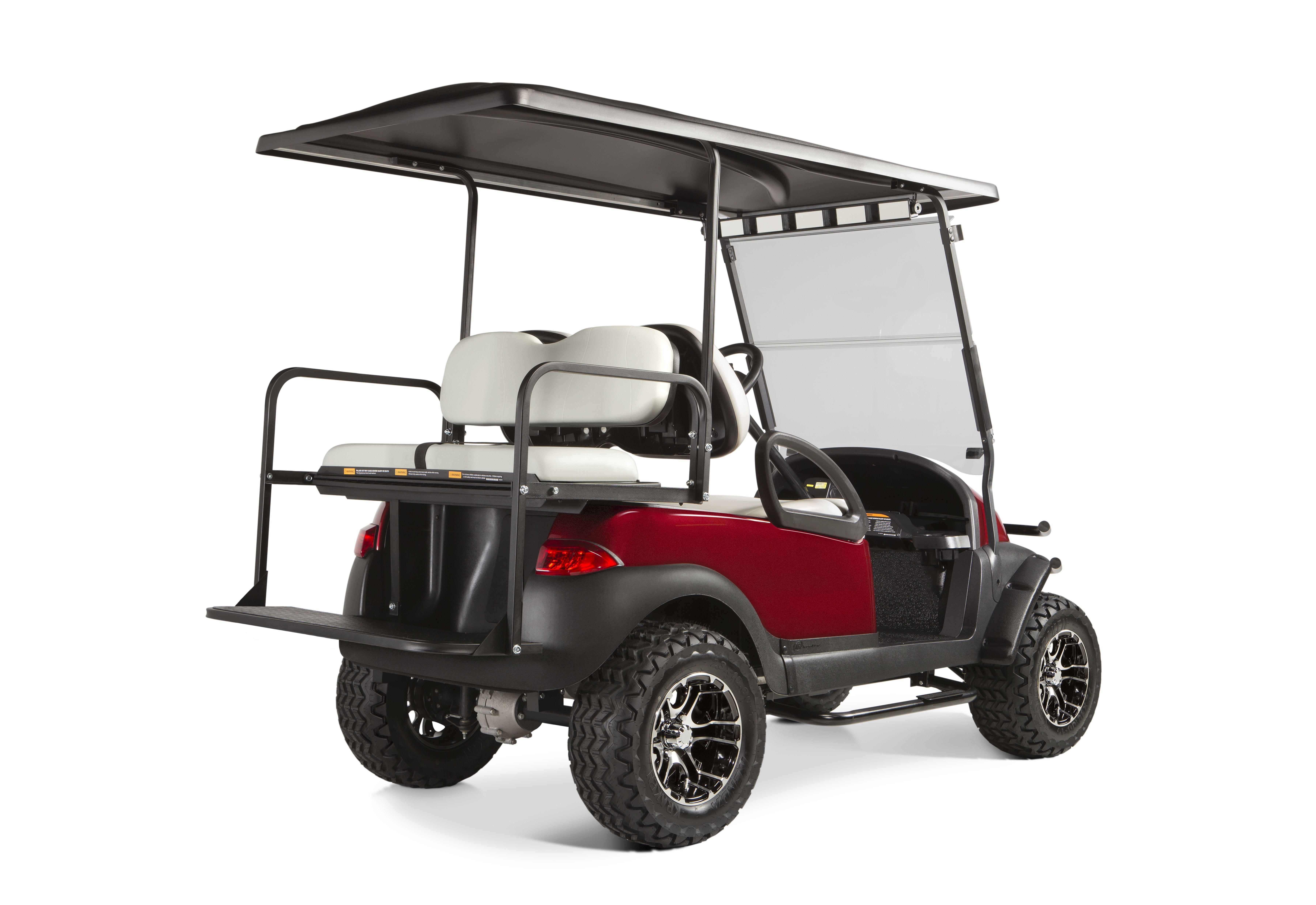 new 4 inch lift kit for club car precedent electric golf. Black Bedroom Furniture Sets. Home Design Ideas