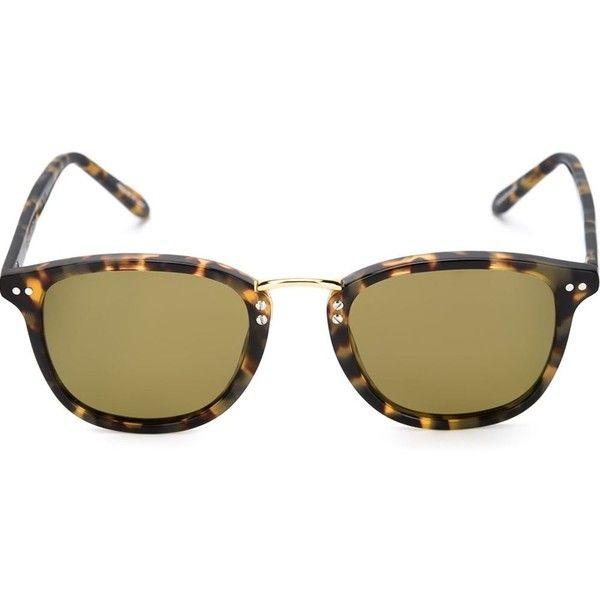 6c81840742b Krewe Du Optic  Franklin  sunglasses ( 335) via Polyvore featuring  accessories