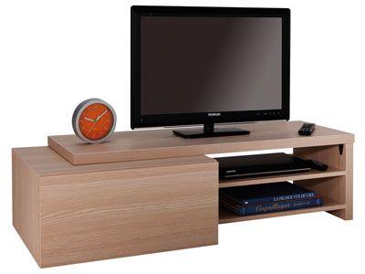 Meuble TV OPUS prix promo Conforama 69,50 u20ac TTC au lieu de 139,00 - Conforama Meuble De Cuisine