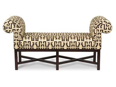 Vanguard Living Room Bench V113 BE   Vanguard Furniture   Conover, NC