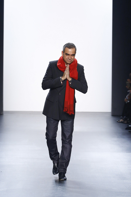Bibhu Mohapatra Fall 2016 Ready-to-Wear Fashion Show