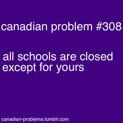 Canadian Problems: Archive