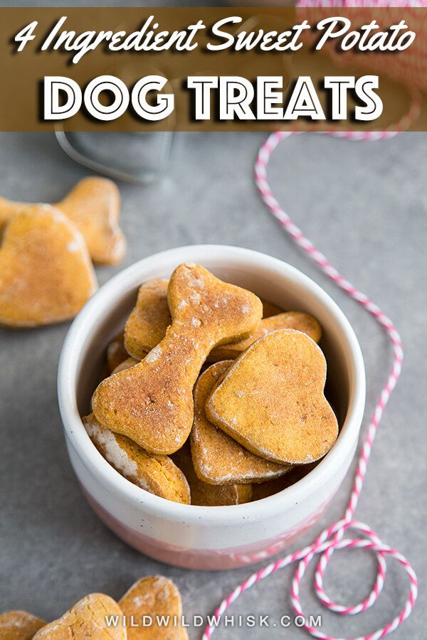 Sweet Potato Dog Treats Recipe Recipe Dog Biscuit Recipes Sweet Potatoes For Dogs Dog Cookie Recipes