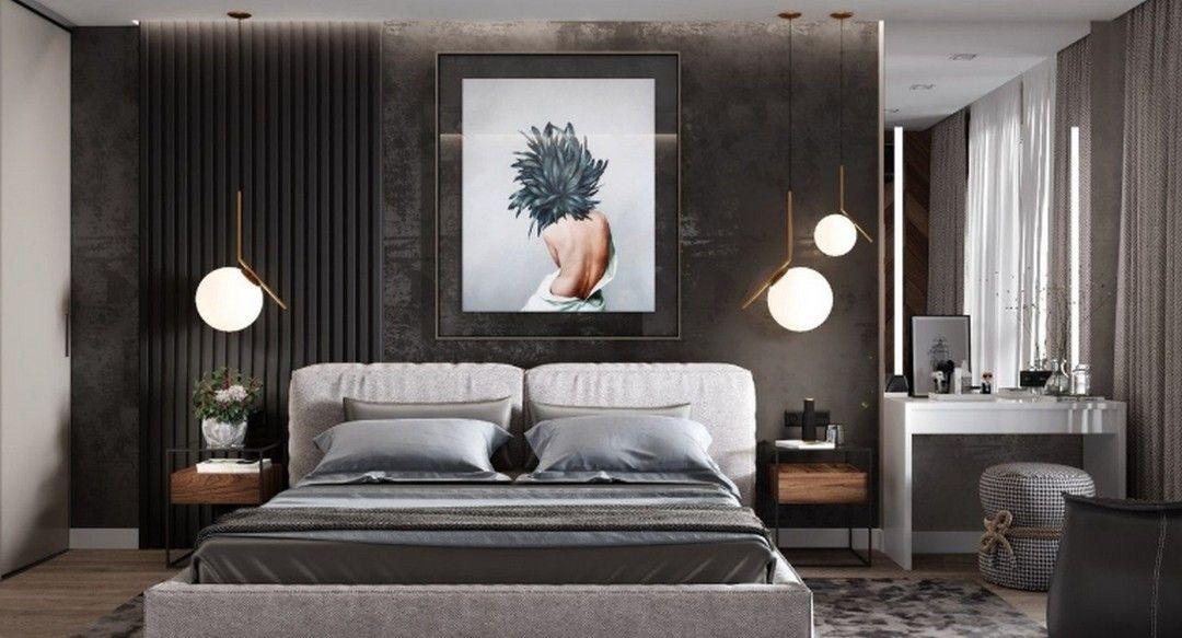 Trendy Contemporary Bedroom Design Ideas 3 In 2020 Bedroom Bed