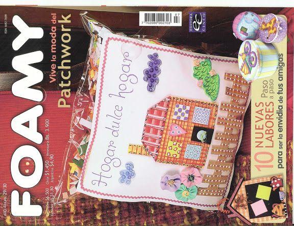 Revista Patchwork 13 - nuchita2010 - Webové albumy programu Picasa