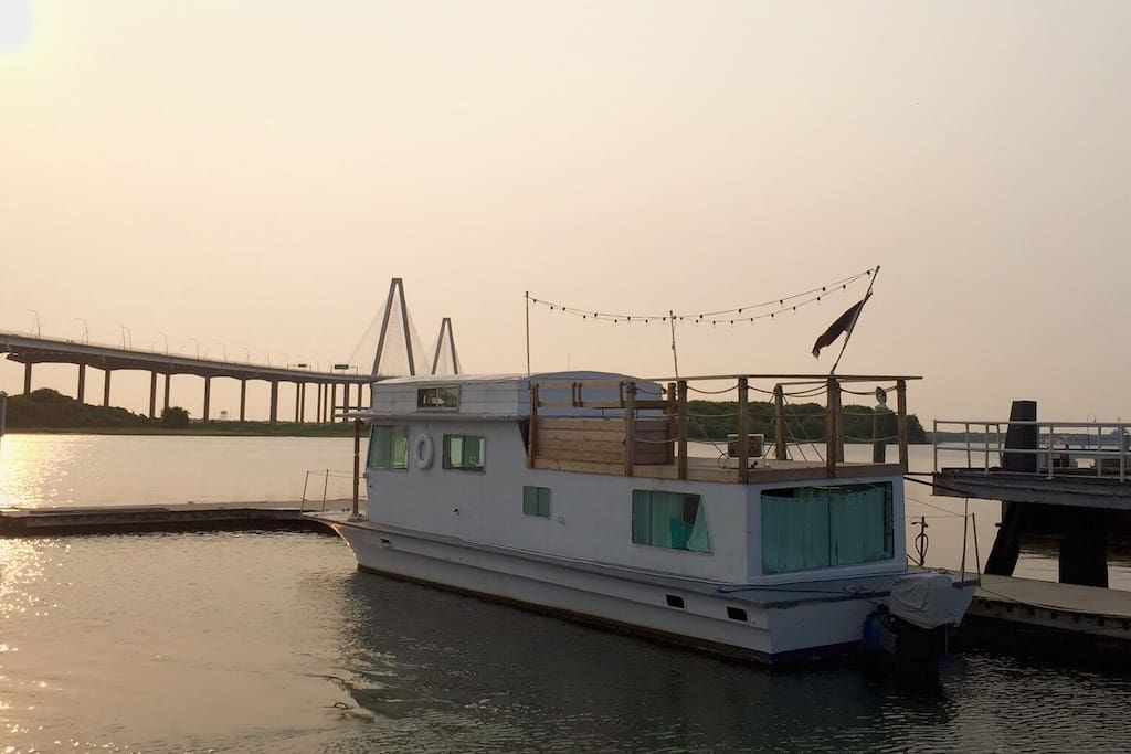 A pirates life for me houseboat boats for rent in