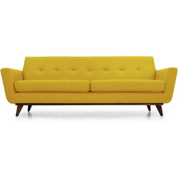 Joybird Leather sofa