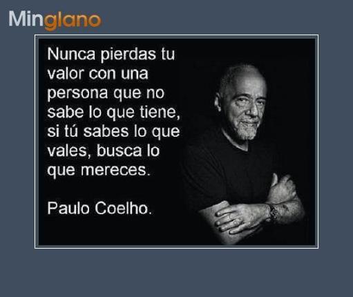 Frases Con Imagenes De Paulo Coelho Sabias 1364228882