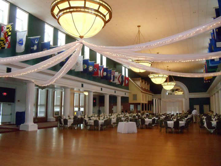 Beaufort Weddings - Wedding at the Lyceum aboard MCRD Parris